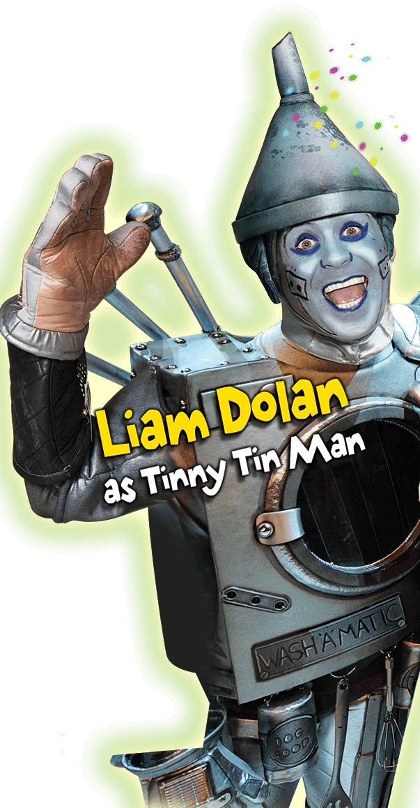 Liam Dolan as Tinny the Tin Man